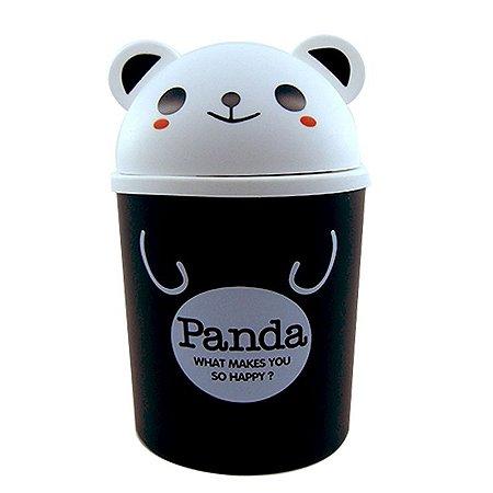 Lixeira de Mesa Panda
