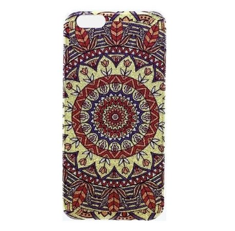 Capa Case Mandala Glitter - iPhone 7