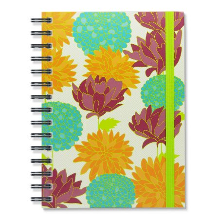 Caderno Belle Branco 180 Folhas