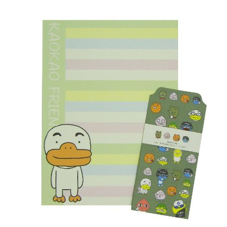 Papel de Carta Pato