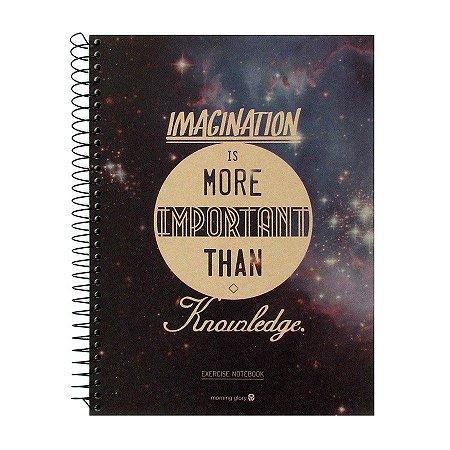 Caderno Colegial Imagination