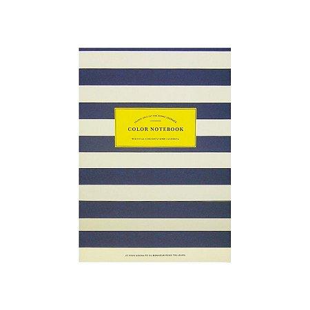 Caderninho Brochura Listrado