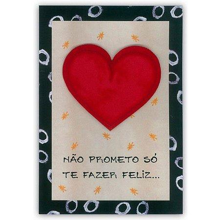 Cartão Amor Te Fazer Feliz Grande