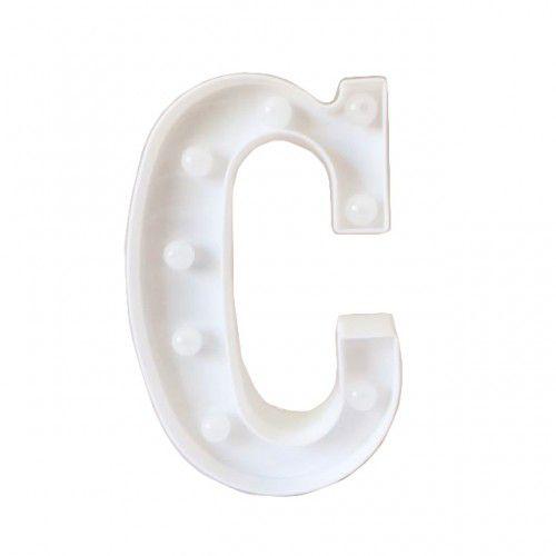 Luminária Letra C