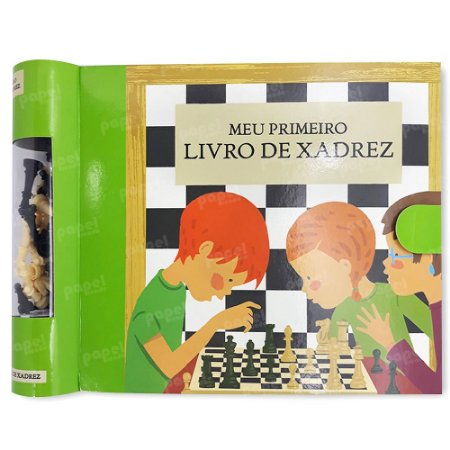 Livro de Xadrez - Aprendendo a Jogar