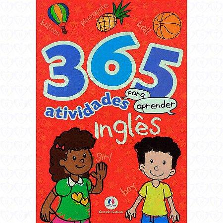 Livro Atividades em Inglês