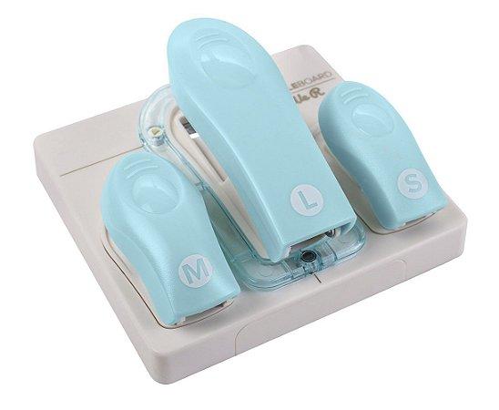 Kit Grampeadores Magnéticos