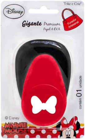 Furador Gigante Premium Minnie Mouse
