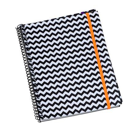 Caderno Universitário 192 Folhas Zigue Zague