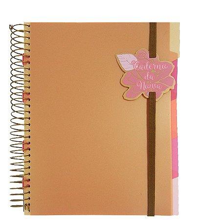 Caderno da Noiva Ouro