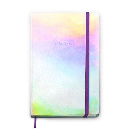 Caderneta Holográfica Sem Pauta