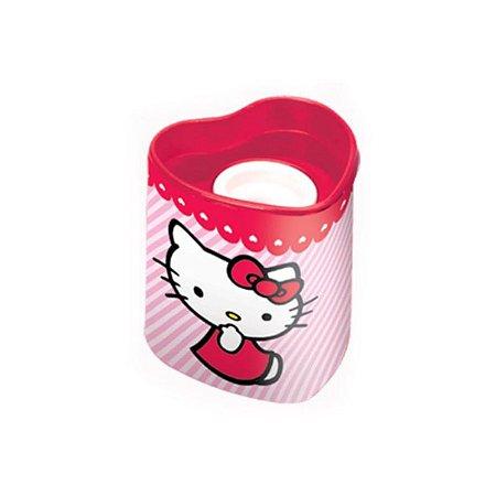 Apontador Metálico com Depósito Hello Kitty