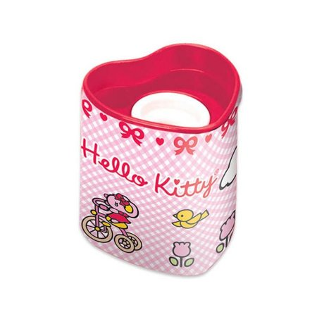 Apontador Metálico com Depósito Hello Kitty Xadrez