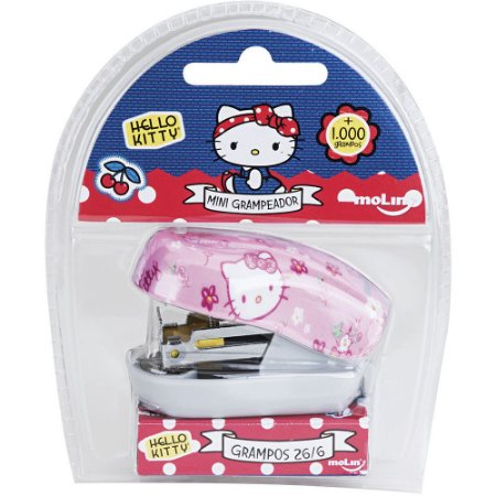 Mini Grampeador Hello Kitty