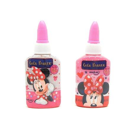 Cola Branca Minnie 40g
