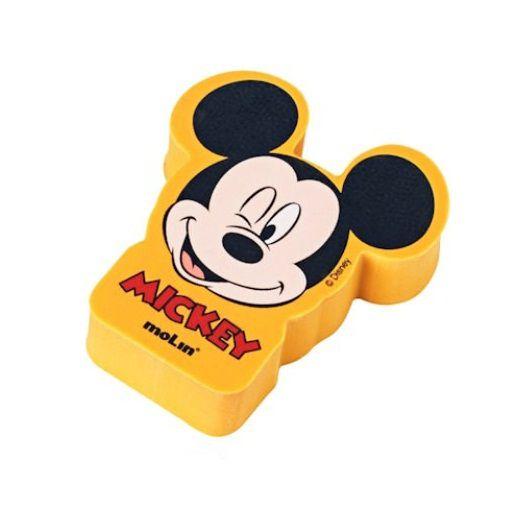 Borracha Mickey Amarela