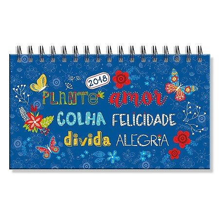 Agenda 2018  Plante Amor Mini Semanal