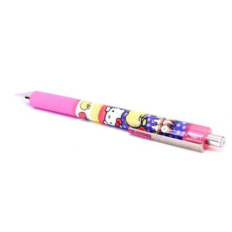 Lapiseira 0.7 Hello Kitty Roxa