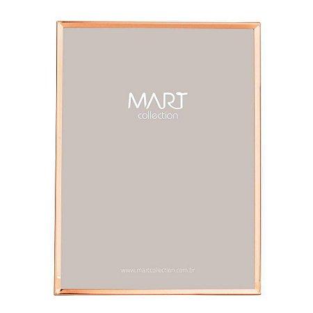 Porta Retrato Clean Rosé 20x25cm