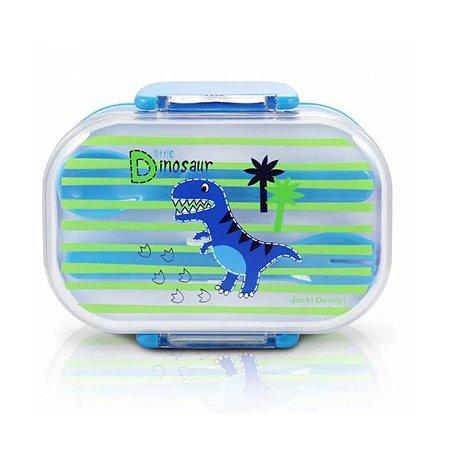 Marmita Pote Dinossauro 2 Compartimentos