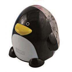 Apontador Pinguim Preto