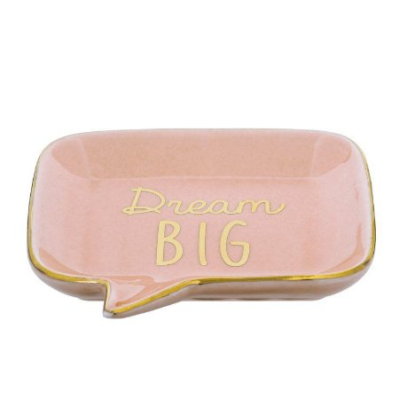 Porta Bijoux Dream Big Rosa