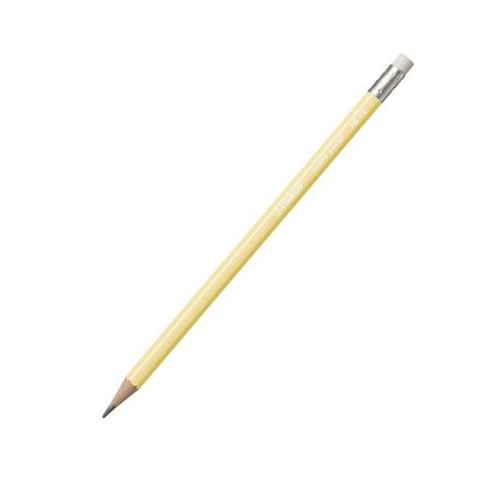 Lápis Swano Pastel Amarelo HB nº 2