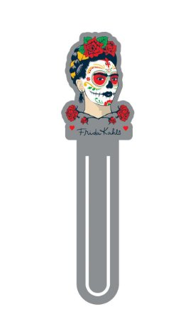 Marcador de Página Frida Kahlo