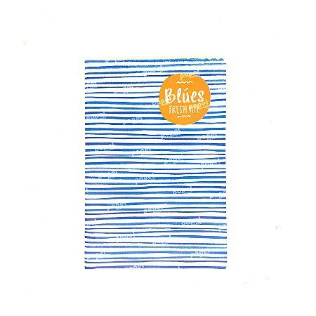 Caderninho Brochura Listras