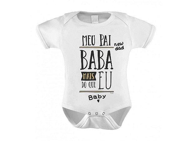 Body Meu Pai Baba G