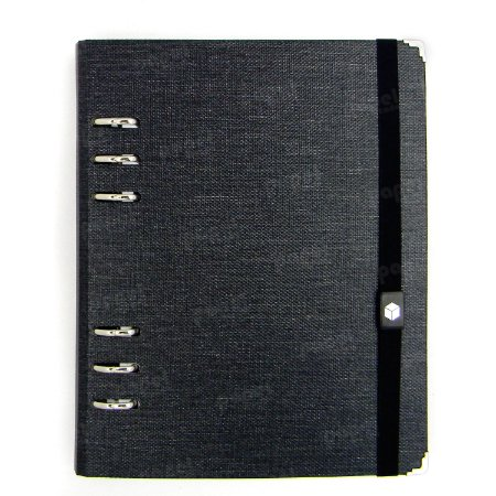 Planner Organizador A5 - Office Chumbo