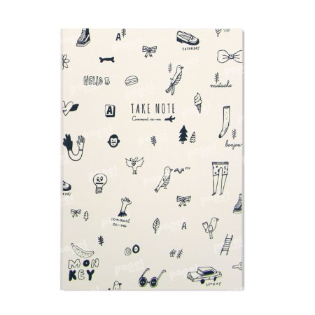 Caderninho Brochura Take Note