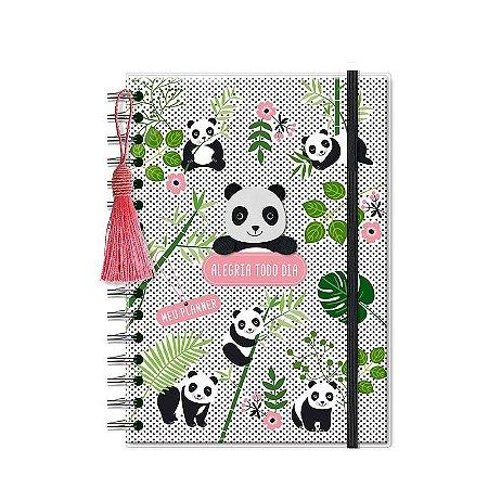 Planner Permanente Médio Panda