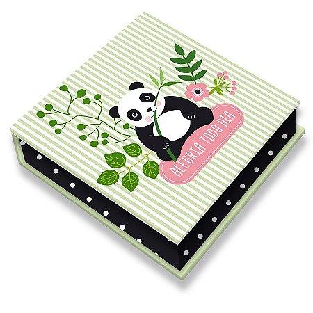 Bloco de Anotações para Mesa Panda