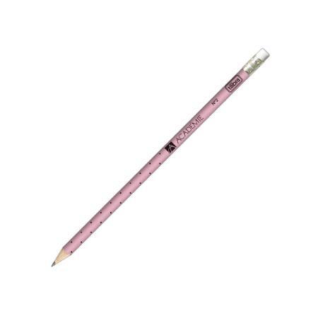 Lápis Académie Nº2 Rosa