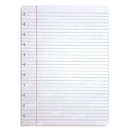 Refil Caderno de Discos Pautado A4