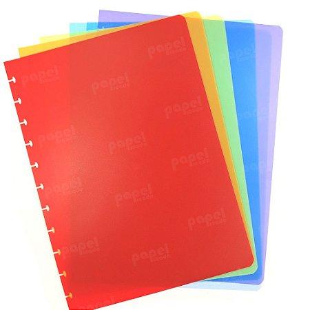 Páginas de Divisão Caderno de Discos A4