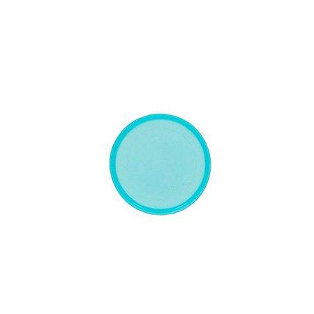 Anel de Caderno de Discos Azul Claro 28mm