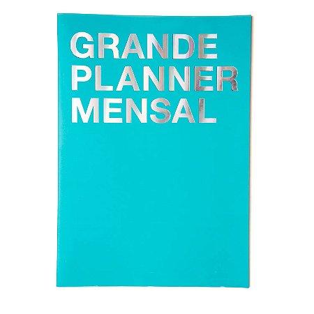 Planner na Medida Azul- Grande