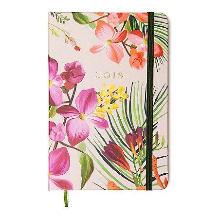 Agenda Floresta Tropical 2019 Rosa