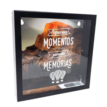Quadro Porta Recordações Grandes Memórias