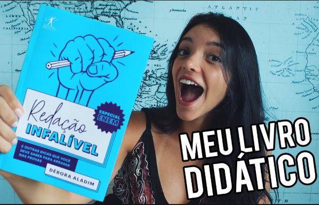 Livro Redação Infalível - Débora Aladim