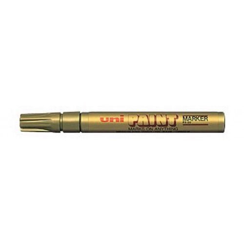Marcador Uni Paint Marker PX-20  Ouro