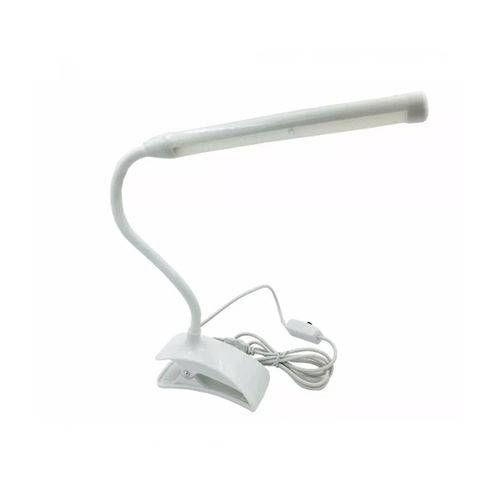 Luminária de Led Haste Flexível USB