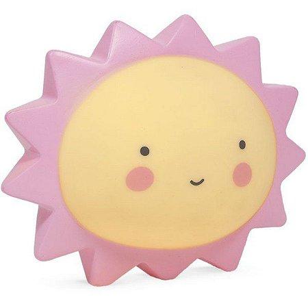 Mini Luminária Sol