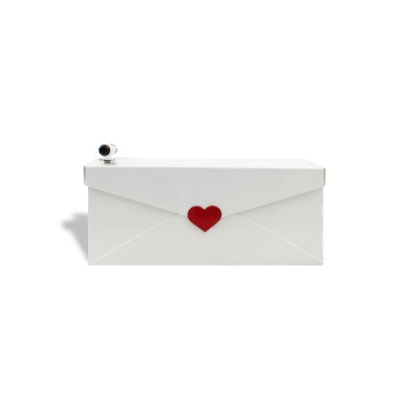 Caixa Recordações Carta