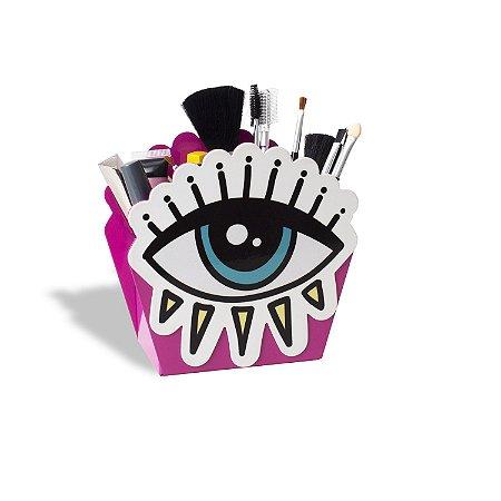 Organizador de Pincel Olho