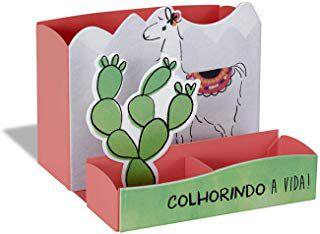 Porta Lápis Colhorindo