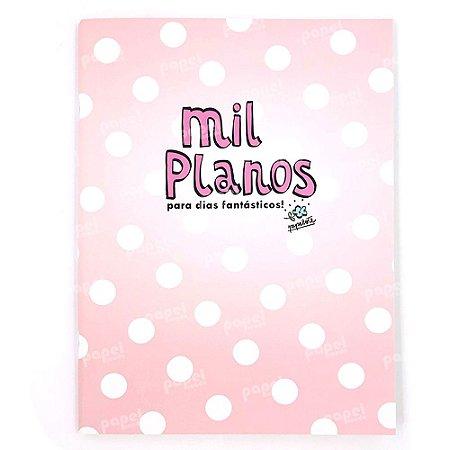 Caderno Max Mil Planos