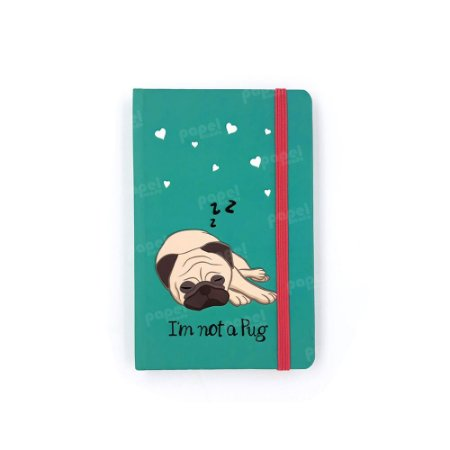 Caderneta Pequena Dog